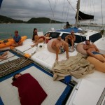 Day Charters: 11 Pax On Deck