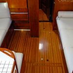 Sailing Yacht Geronimo Interior