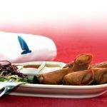 Gourmet Cuisine on Board